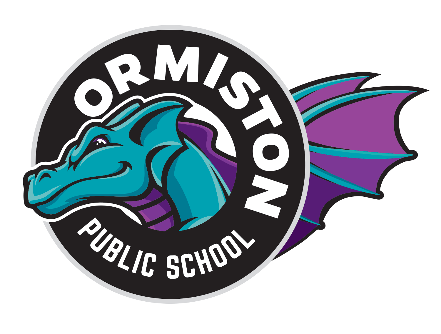 Ormiston Public School logo
